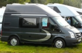 My Local Motorhome Hire - Van Conversion Motorhome
