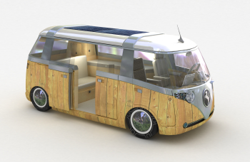Verdier Westfalia Solar Power Campervan