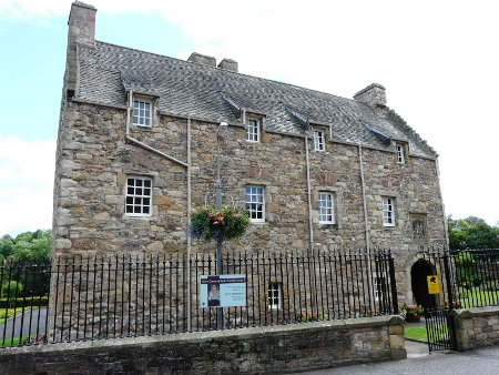 Mary, Queen of Scots House, Jedburgh