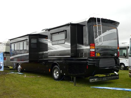 ...right up to amazingly large US RVs!
