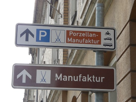 One of the best things about driving in Germany is that everything is well signposted