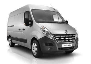 The new Renault Master - UK launch 9th April 2010