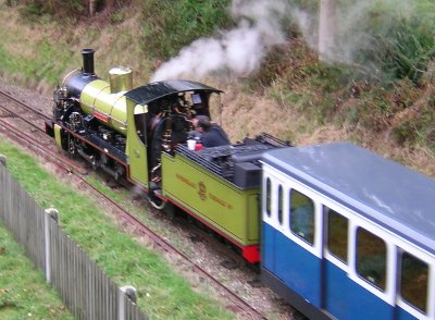 Ravensglass and Eskdale Railway - narrow gauge