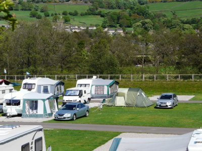 Riverside Caravan Park, Pateley Bridge, North Yorkshire
