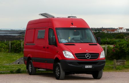 Kaiser Motorhomes Mercedes Sprinter conversion