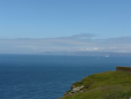 The view from Dunnet Head