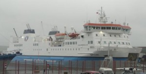 Northlink Ferries ship MV Hjaltland