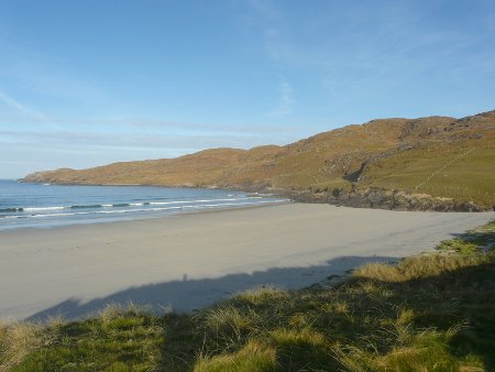 Another amazing beach in the Hebrides