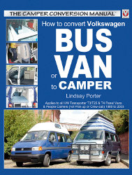 How To Convert Volkswagen Bus or Van To Camper by Lindsay Porter
