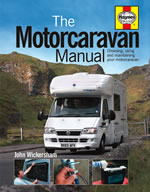 Haynes The Motorcaravan Manual by John Wickersham