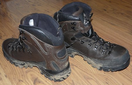 My North Face Jannu II GTX walking boots