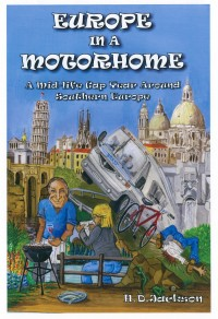 Europe In A Motorhome by H. D. Jackson