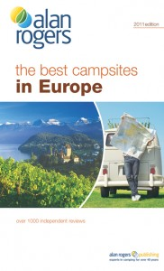 Alan Rogers The Best Campsites In Europe 2011