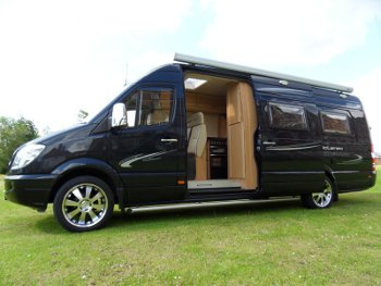 has been in building sports homes – motorhomes for motorsports