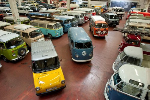Volkswagen Commercial Vehicles historical collection