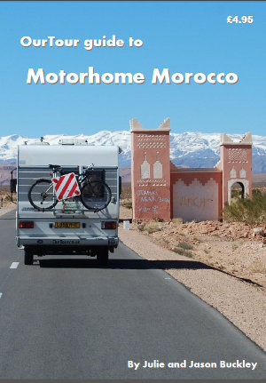 OurTour Guide to Motorhome Morocco