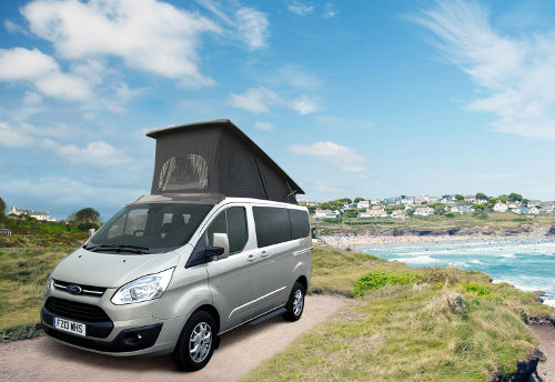 wellhouse leisure to debut ford tourneo custom campervan. Black Bedroom Furniture Sets. Home Design Ideas
