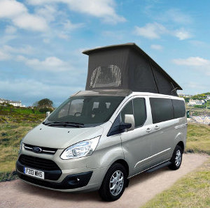 Wellhouse Leisure Ford Tourneo Custom Conversion