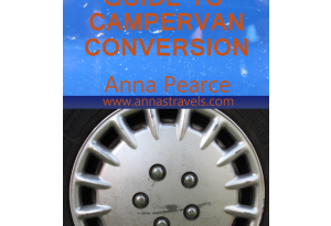 Book Review: One Girl's Guide To Campervan Conversion, by Anna Pearce