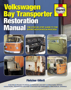 Haynes Volkswagen Bay Transporter Restoration Manual