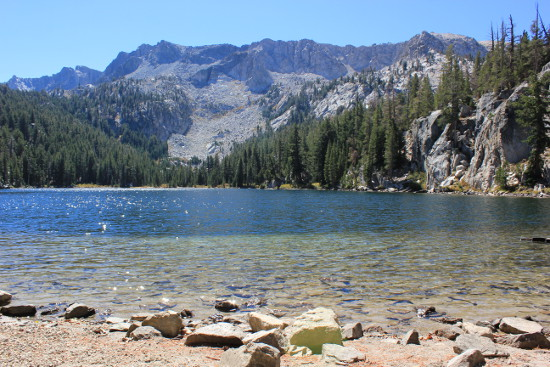 TJ Lake, Mammoth Mountain