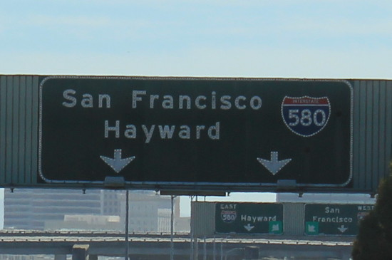 San Francisco sign