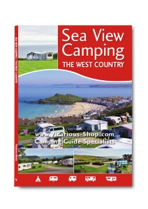 Sea View Camping The West Country - Vicarious Books