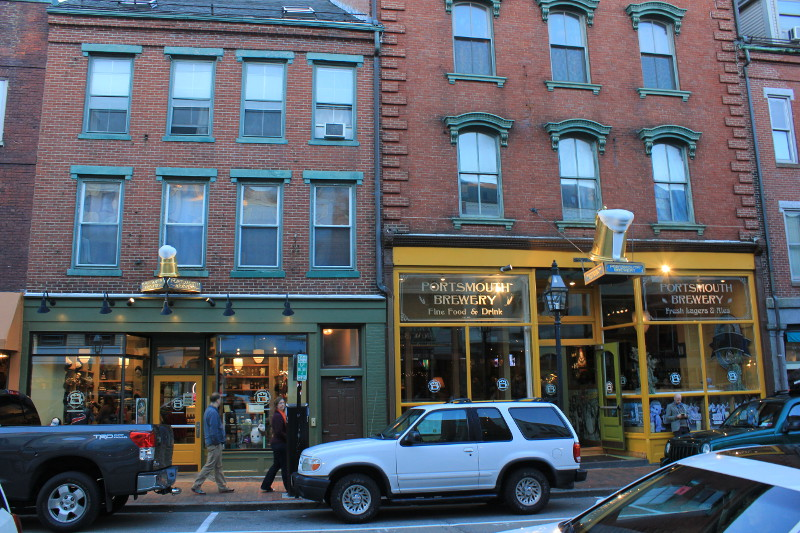 Hipster eateries in Portsmouth, NH