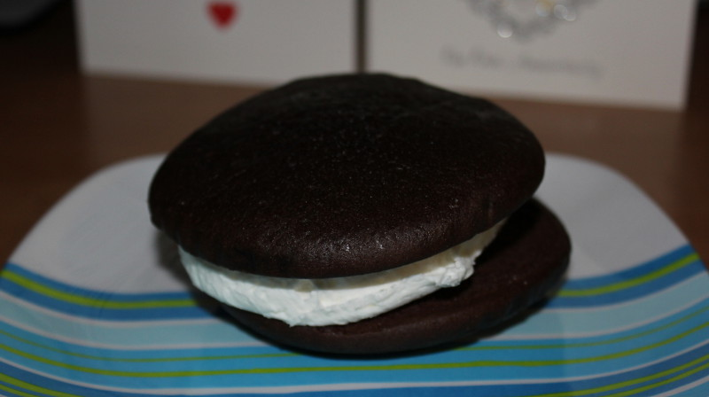 A whoopie pie