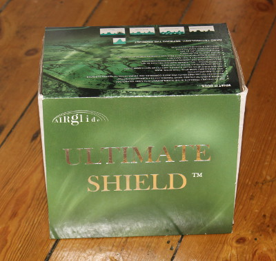 Airglide Ultimate Shield box pic