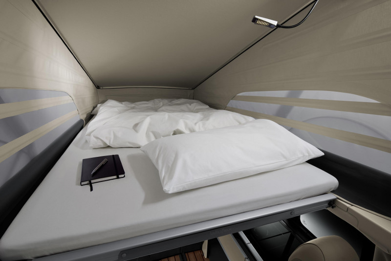 Marco Polo roof bed