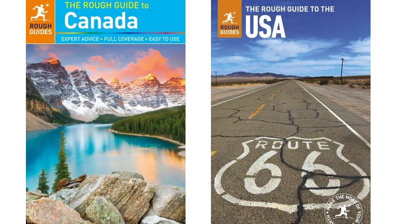 Rough Guide Canada & USA