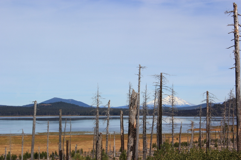 Cascades Lakes Scenic Byway, OR