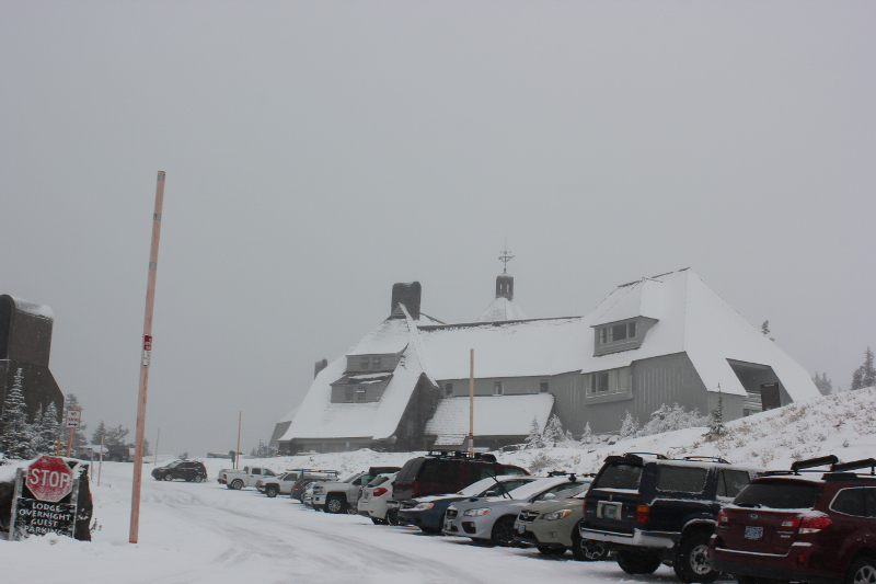 Timberline Lodge, Mount Hood, OR