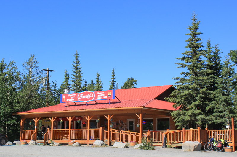 Frosty's, Haines Junction, Canada