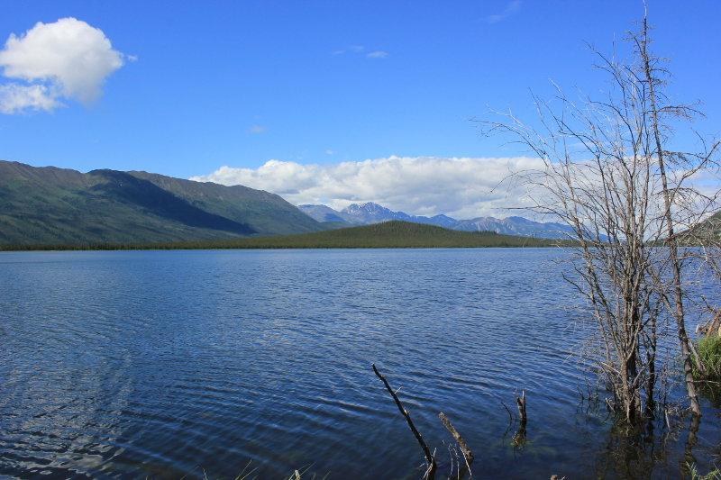 Pickhandle Lake, Yukon, Canada