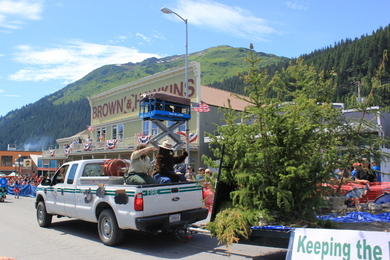 4th July Parade, Seward, Alaska