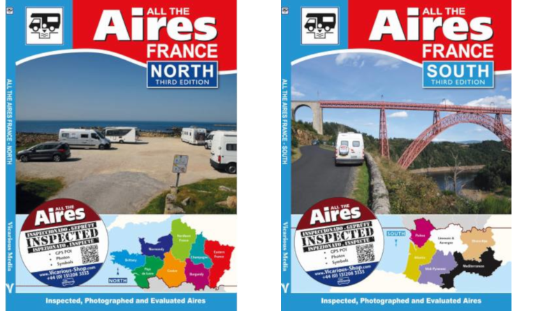 All the Aires France North & South